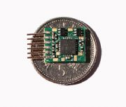 Gaugemaster DCC23 Very Small Decoder 2 Function